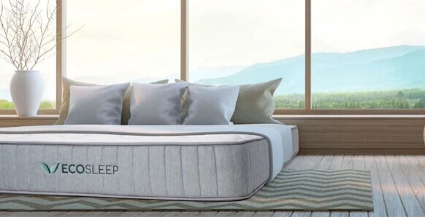 Brooklyn Bedding's Ecosleep Hybrid Mattress Review
