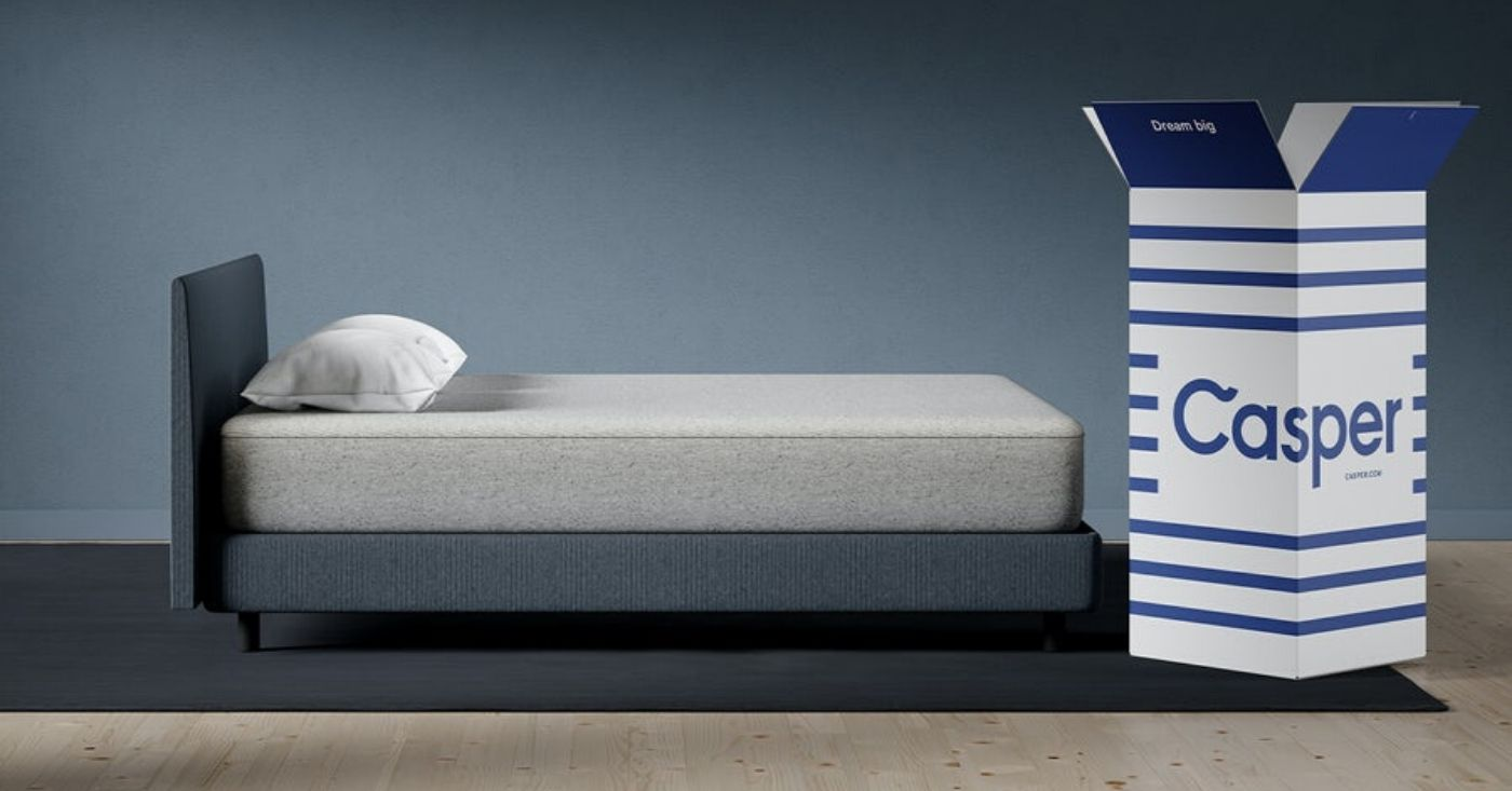 Casper's Wave Mattress Review Review
