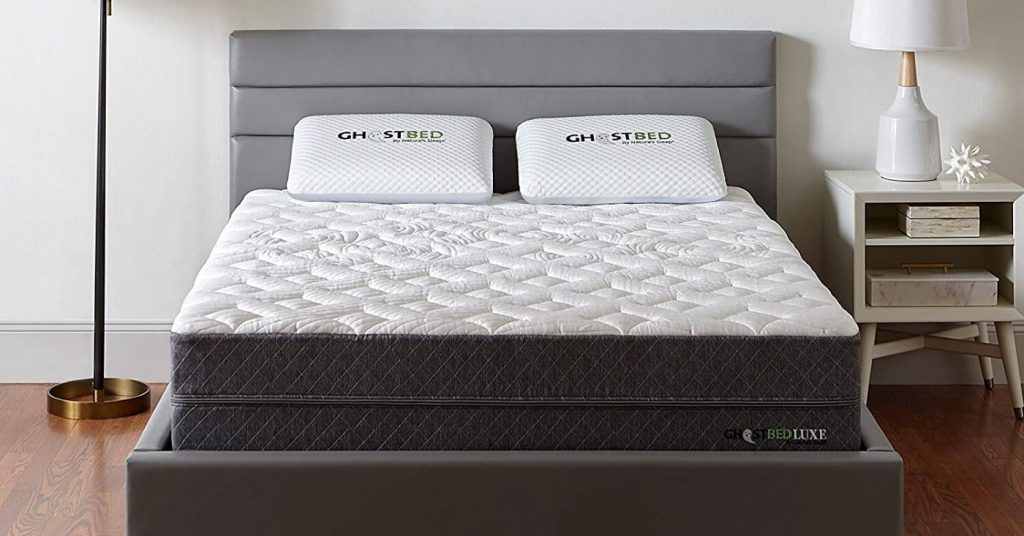 The Ghostbed Luxe Mattress Review