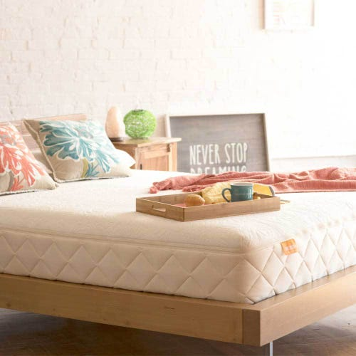 The Happsy Organic Mattress Review