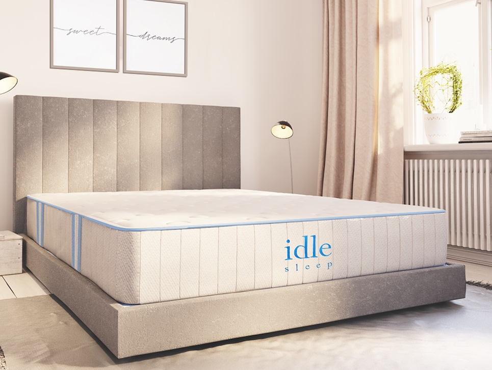 The Idle Sleep Mattress Review